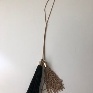 NWT JCrew Tassel Necklace